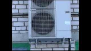 Тепловые насосы Zubadan в Волгоградской сельской школе(Компания ООО