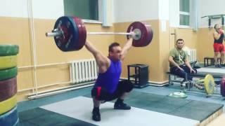 Илья Ильин рывок 170 кг