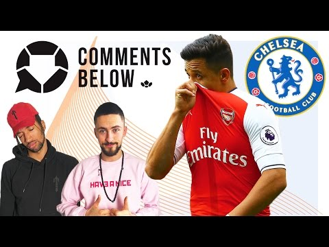 Will Sanchez Ditch Arsenal for Chelsea? | Comments Below