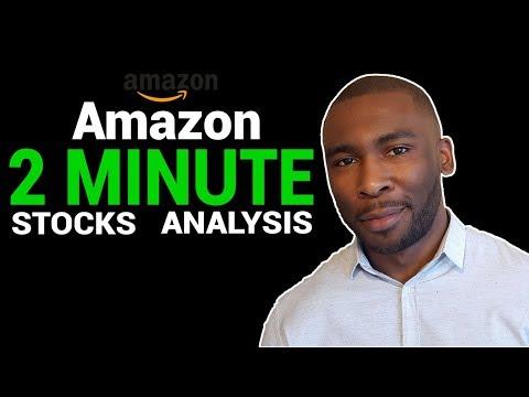 2 Minute Analysis – Amazon