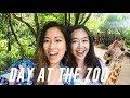 FRIEND DATE IDEAS || WELLINGTON ZOO VLOG
