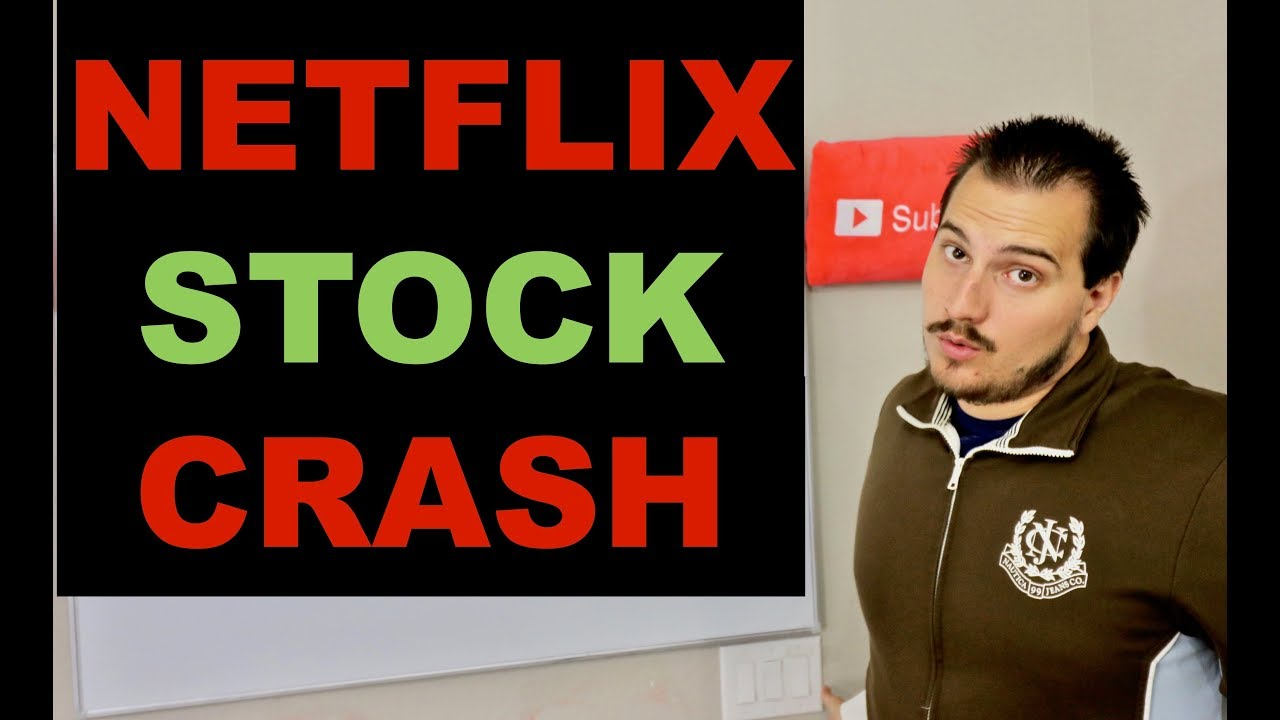 Why Isn't Netflix Stock Crashing Today?
