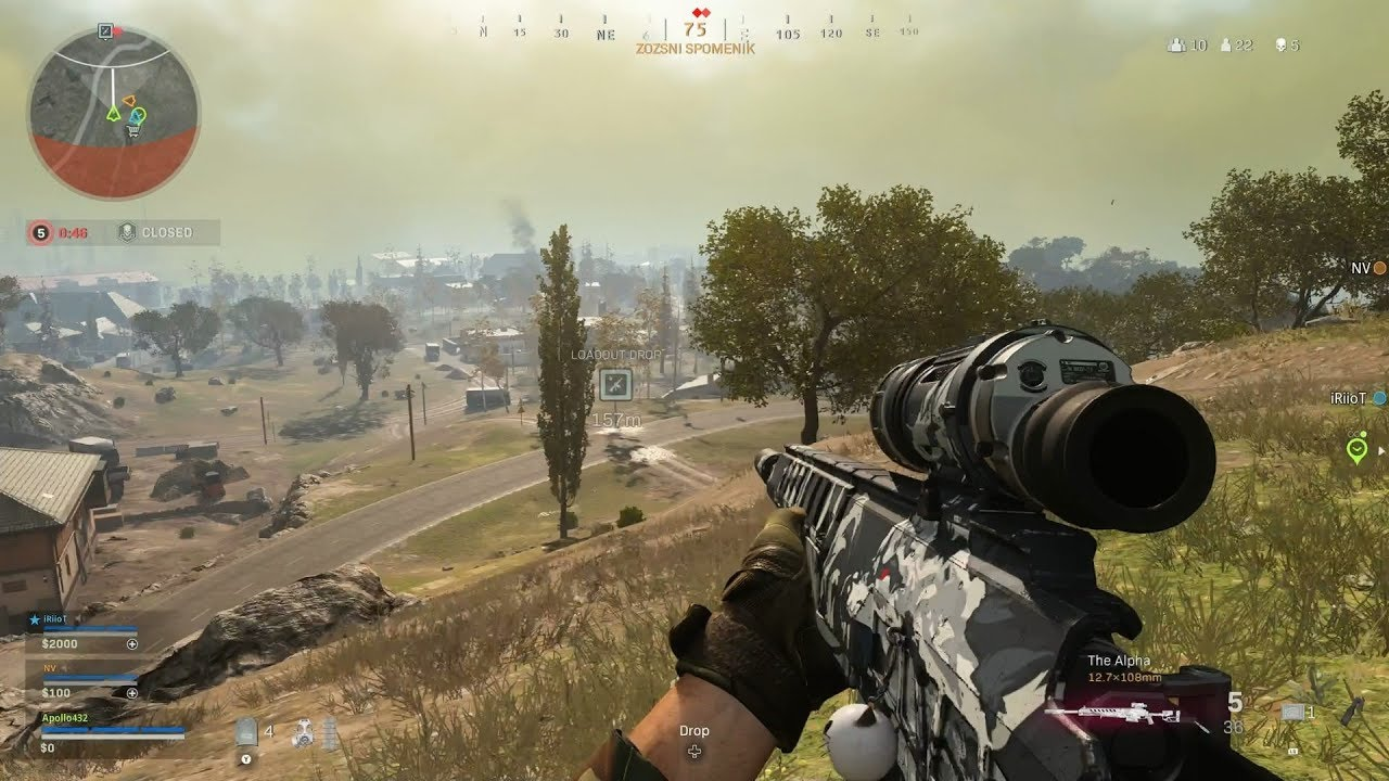 Call of Duty Modern Warfare: Warzone Battle Royale Gameplay (No Commentary)  - YouTube