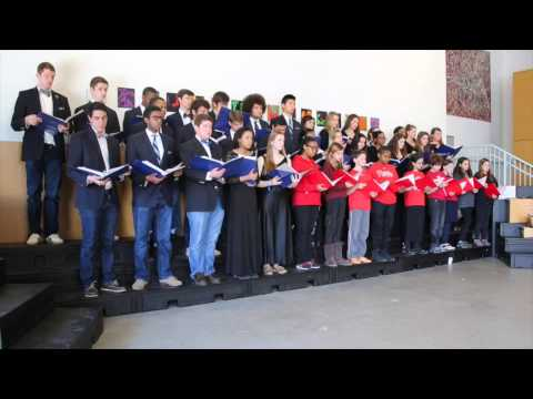 Springside Chestnut Hill Academy performs with The Philadelphia School