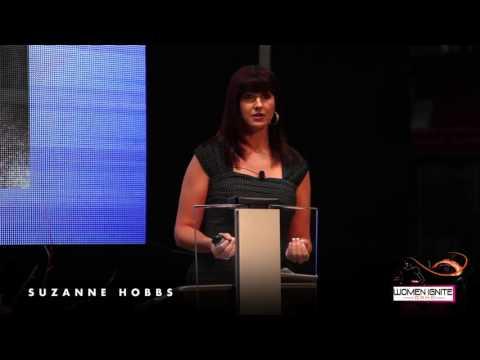 2015 Women Ignite Idaho - Suzanne Hobbs