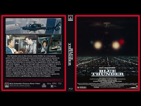 Blue Thunder 1983 Movie Review Underrated Gem Youtube