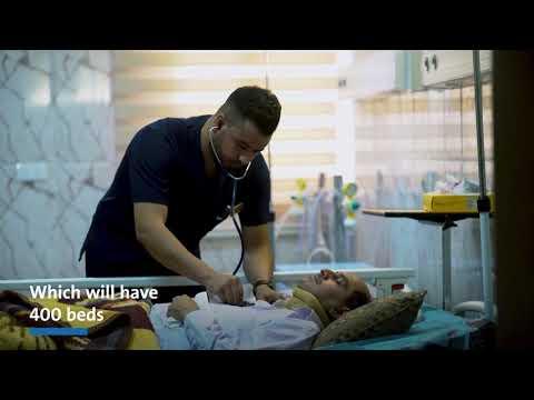 Improving Healthcare in Iraq