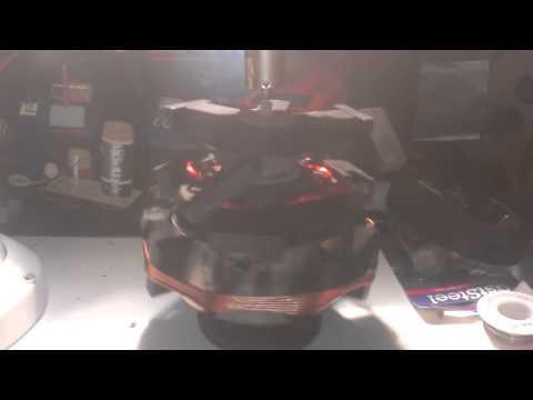 UFO MAGNET MOTOR THEORY PROTOTYPE