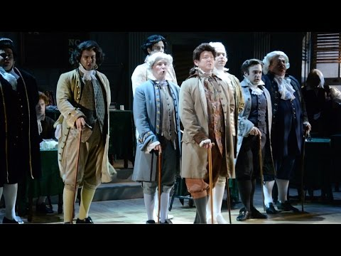 Cast Interviews: 1776 A Revolutionary Musical at the John W Engeman Theater