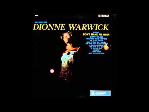 Dionne Warwick - This Empty Place mp3