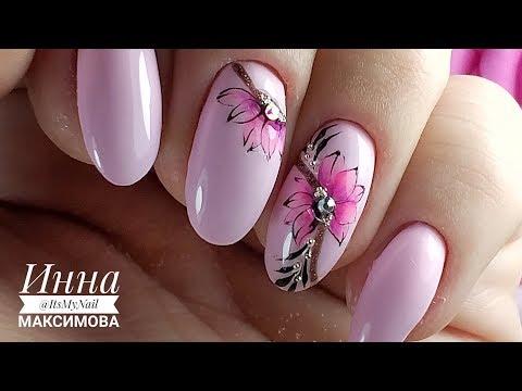 дизайн ногтей вк 5