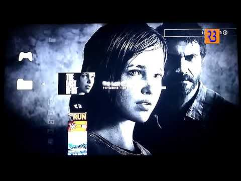 Install The Last of US PS3 OFW Han Via PC
