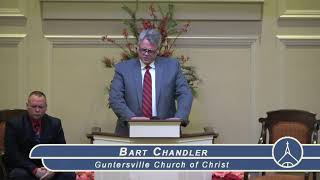 Guntersville Church of Christ December 22, 2019