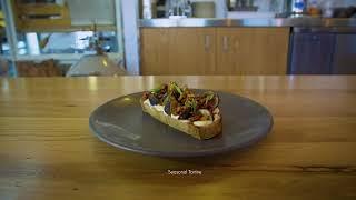 Eat This! Seasonal Tartine at Dry Storage