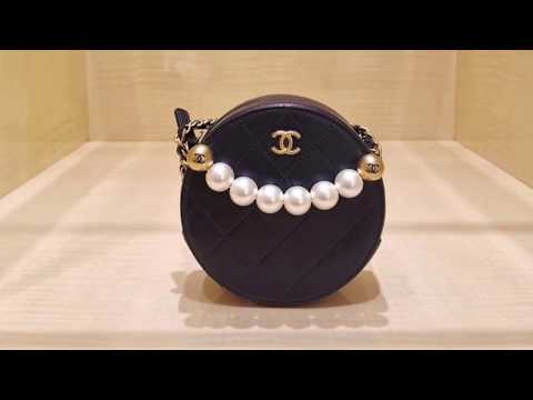 Chanel 2020 Cruise Collection Reveal❗️New Chanel Without Karl Lagerfeld😢Pearl Bags & Round Clutch