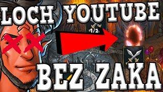 LOCH YOUTUBE BEZ ZAKREBLE! - SHAKES AND FIDGET #168