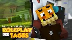 Die Zugfahrt ★ ROLEPLAY DES TAGES - #2 | Minecraft Kurzfilm