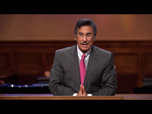 You Can't Earn Your Way to Heaven - Dr. Michael Youssef (Jesus: Know Him and Live, Part 1)