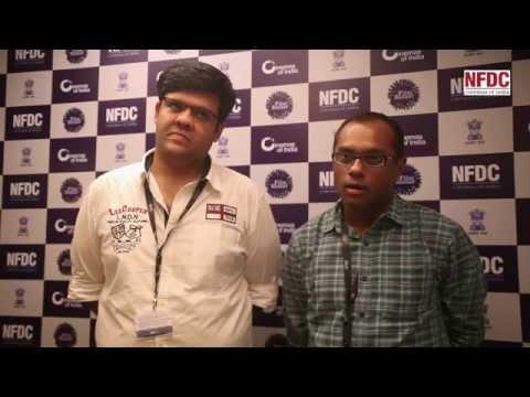 Vivek Rangachari and Murli Chhatwani