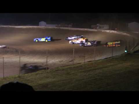 Midway Speedway Street Stock Feature 5-12-17