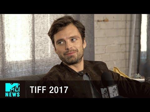 "Sebastian Stan On 'The Avengers' & Working w/ Margot Robbie on ""I, Tonya"" | #TIFF17 | MTV News"