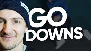 Что такое GO DOWNS? Брейк данс уроки