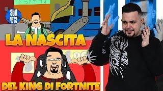 Episodio 1 : La Nascita del King di Fortnite