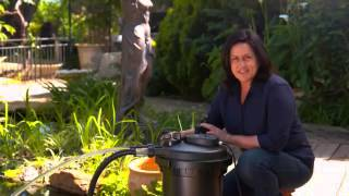 The Garden Gurus - Aquatech How To Main A Pressure Filter