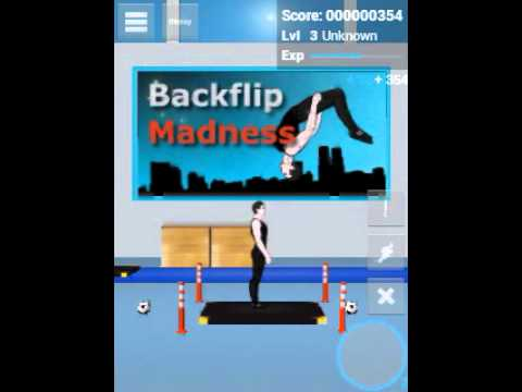 Galaxy Y Games�Backflip Madness�Part 2
