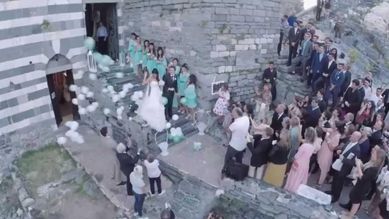Matrimonio Ciro e Sara a Portovenere - Trailer - YouTube