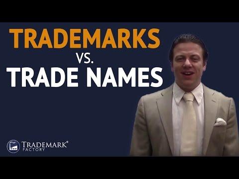 Trademarks vs  Trade Names | Trademark Factory® FAQ