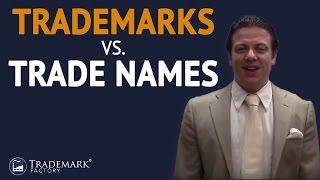 Trademarks vs  Trade Names   Trademark Factory® FAQ