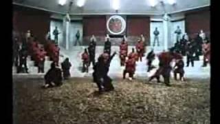 American Ninja 2 (German version) trailer (Cannon Films)