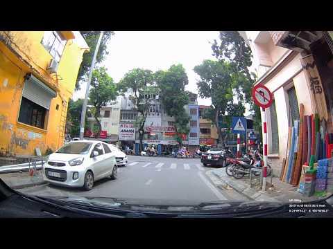 Phố Ngắn Nhất Hà Nội | Phố Ngô Văn Sở | Ha Noi Business Travel | Business street view
