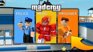 NEW AND FAR BETTER JAILBREAK! 😱 | ROBLOX: Mad City