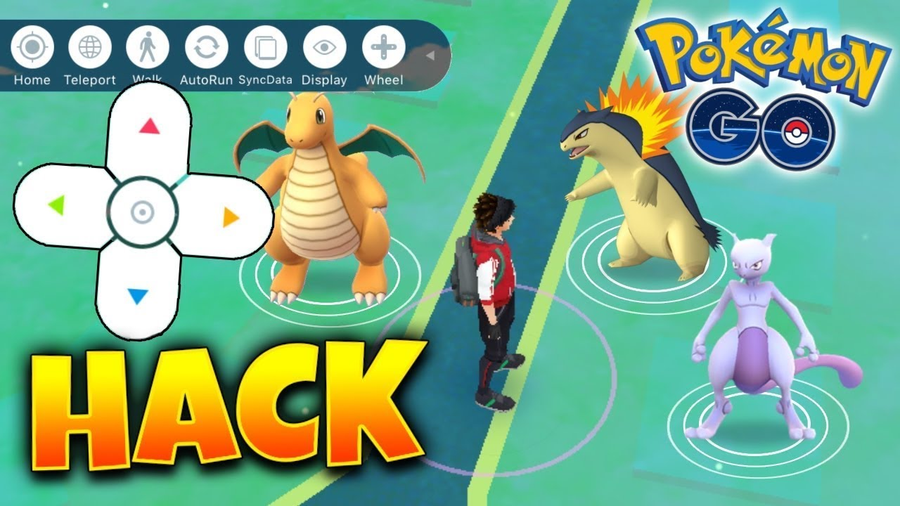 Pokemon go hack no root 100% working and how to find extremely rare  Pokemon  Check description