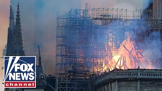Officials explain why they didn't attack Notre Dame fire from the air