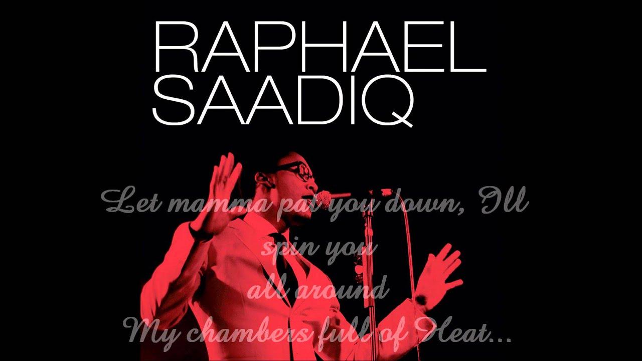 Raphael saadiq rifle love lyrics