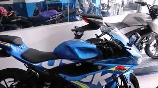Suzuki Motorcycles in the Philippines