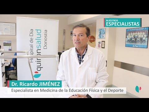 Medicina del Deporte - Doctor Ricardo Jiménez - YouTube