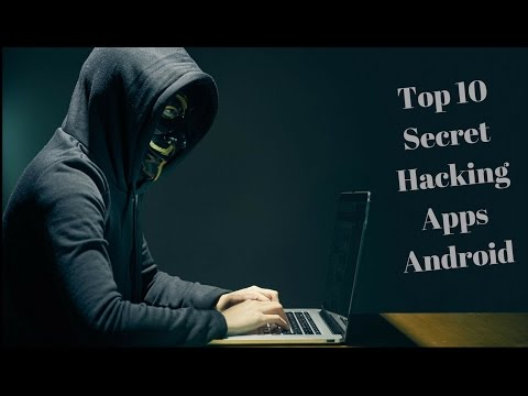 Top 10 Secret Hacking Apps for Android