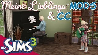 SIMS 3 Downloads Vorstellung - Lieblings-Mods und CC [Die Sims 3   Deutsch]