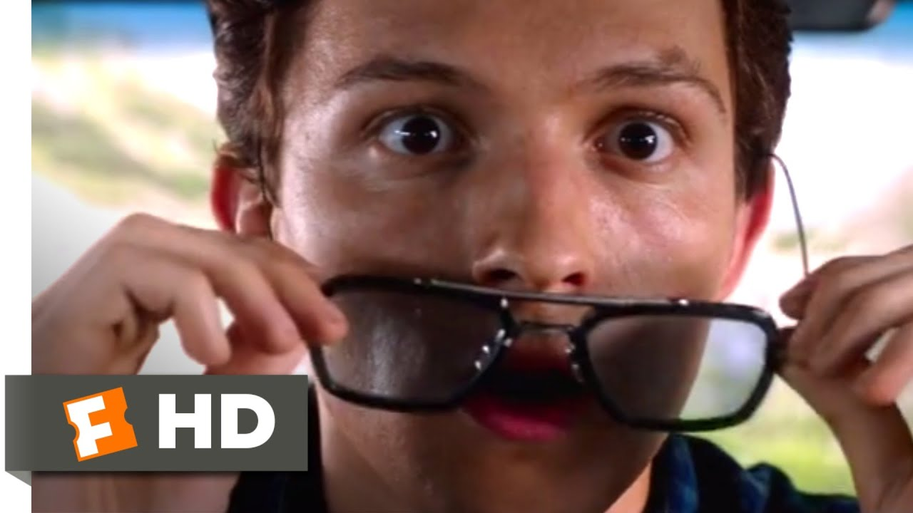 Download Spider-Man: Far From Home (2019) - Peter's Drone Strike Scene (2/10) | Movieclips