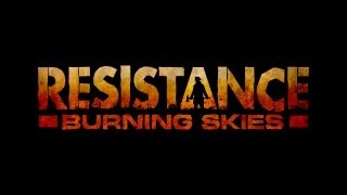 Resistance: Burning Skies for the PS Vita - Single Player Mode
