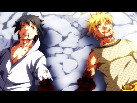 Naruto Chapter 698 Review - Relax & Ride The F*ck Out! - ナルト