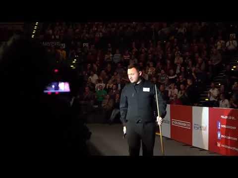 INCREDIBLE Snooker Arena! Tempodrom Walk Ons [2019 German Masters SF]