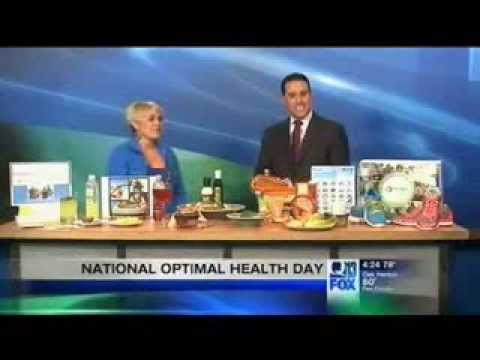 Health Coach Thea Wood discusses Discover Your Optimal Health Day on FOX Seattle