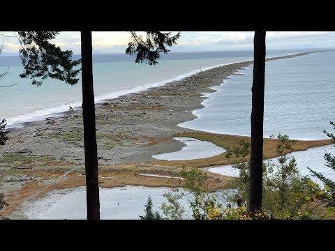Dungeness National Wildlife Refuge - Dungeness Spit