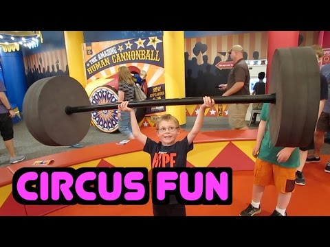 Circus Family Fun   Indianapolis Children