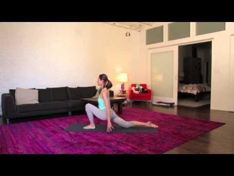 Morning Yoga Fix